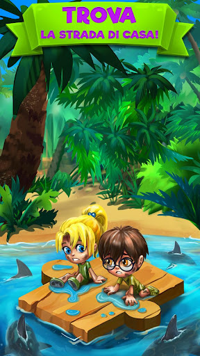 Island Experiment screenshot