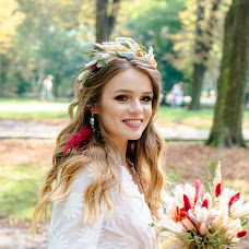 Wedding photographer Olga Rakivskaya (rakivska). Photo of 17.09.2018