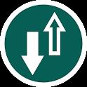 Internet Speed Meter Live icon