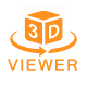 3D Model Viewer - OBJ/STL/DAE for PC-Windows 7,8,10 and Mac