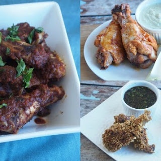 3 Kinds of Super Bowl Wings