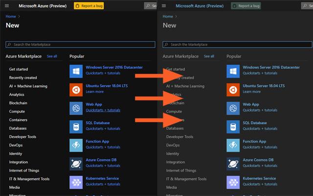 Easy Theme for Azure Portal
