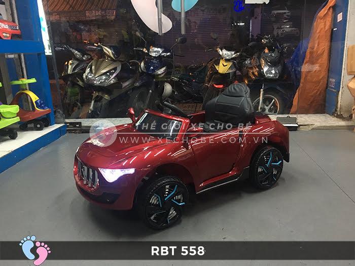 Xe hơi điện đồ chơi trẻ em RBT-558 6