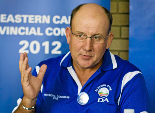 Under attack: Nelson Mandela Bay mayor Athol Trollip is expecting to face a new motion of no confidence against him soon. Picture: SUPPLIED