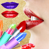 Lips Color Changer