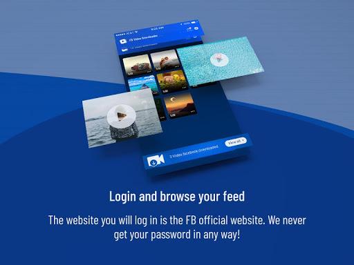 Video Downloader - Video Manager for facebook 1.3.0 screenshots 1