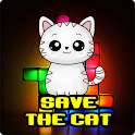Cat Rescue - Blast Cubes and Save Cats  Play Free icon