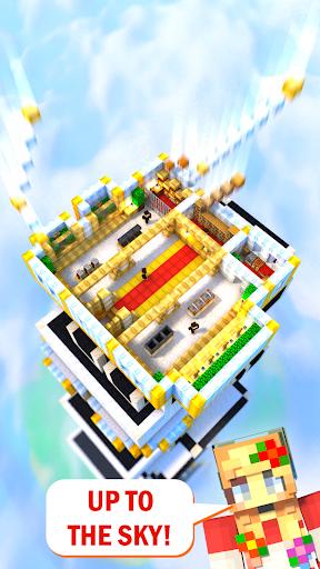 Tower Craft 3D - Idle Block Building Game filehippodl screenshot 3