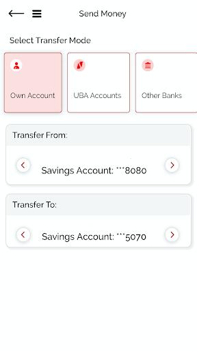 UBA Mobile Banking screenshot 7
