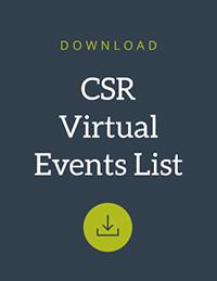 Send Me The CSR Virtual Events List