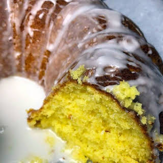 Weight Watchers Lemon Pound Cake.