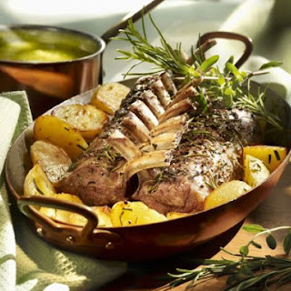 Rosemary Potatoes Herbs Recipes