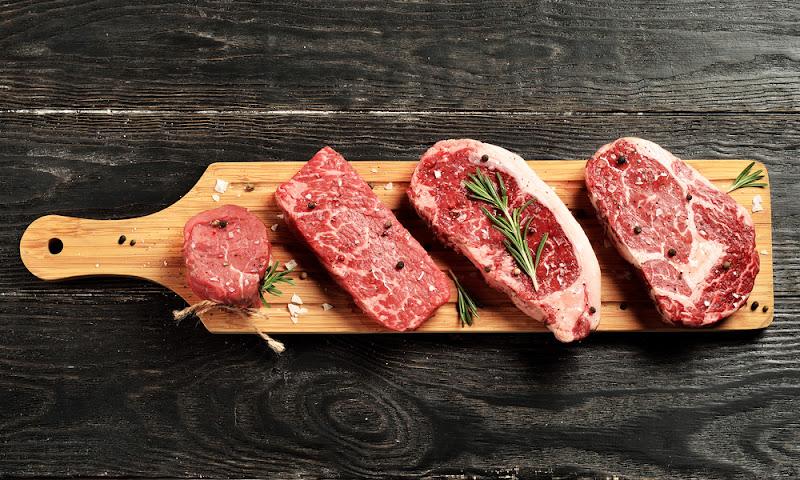 Belgisch Wit-Blauw Rundsvlees