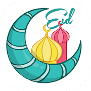 Eid Stickers for Social Media