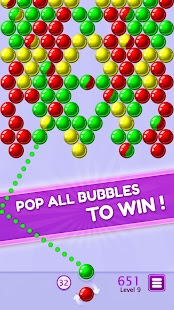 Bubble Shooter Puzzle Capture d'écran