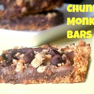 Chunky Monkey Cereal Bars