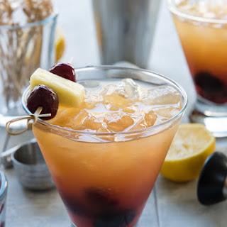 Wicked Waikiki Sour Cocktail.