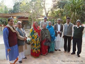 Photo: महासभा मप्र इकाई के अध्यक्ष प्रकाश दुबे के नेत्रत्व में सिद्धपुर यात्रा दिनांक 04/2 से 8/02/2014 तक
