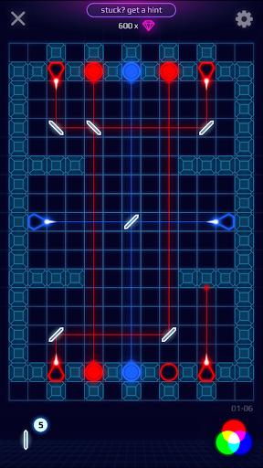 Laser Dreams - Brain Puzzle