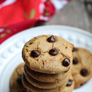 Best Vegan Gluten-Free Chocolate Chip Cookies.