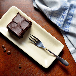 Simple Snacking Chocolate Banana Cake