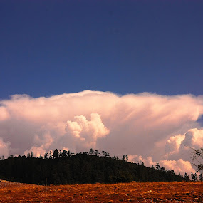 by Ukri Manu - Landscapes Cloud Formations