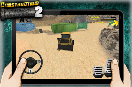 Construction Truck Simulator 2 1.0 screenshot 566484
