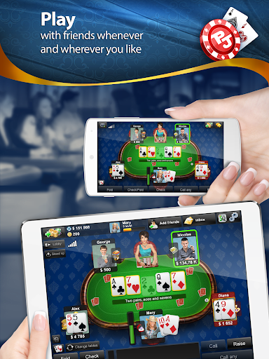 Poker Jet: Texas Holdem and Omaha - screenshot