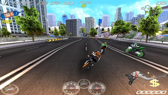 Ultimate Moto RR 4 Free- screenshot thumbnail