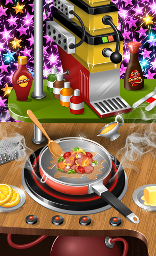 Cooking Chef Food Game- screenshot