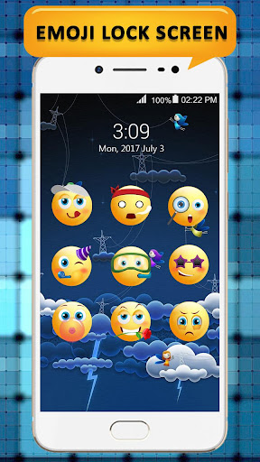 Emoji lock screen pattern 1.2.5 screenshots 8
