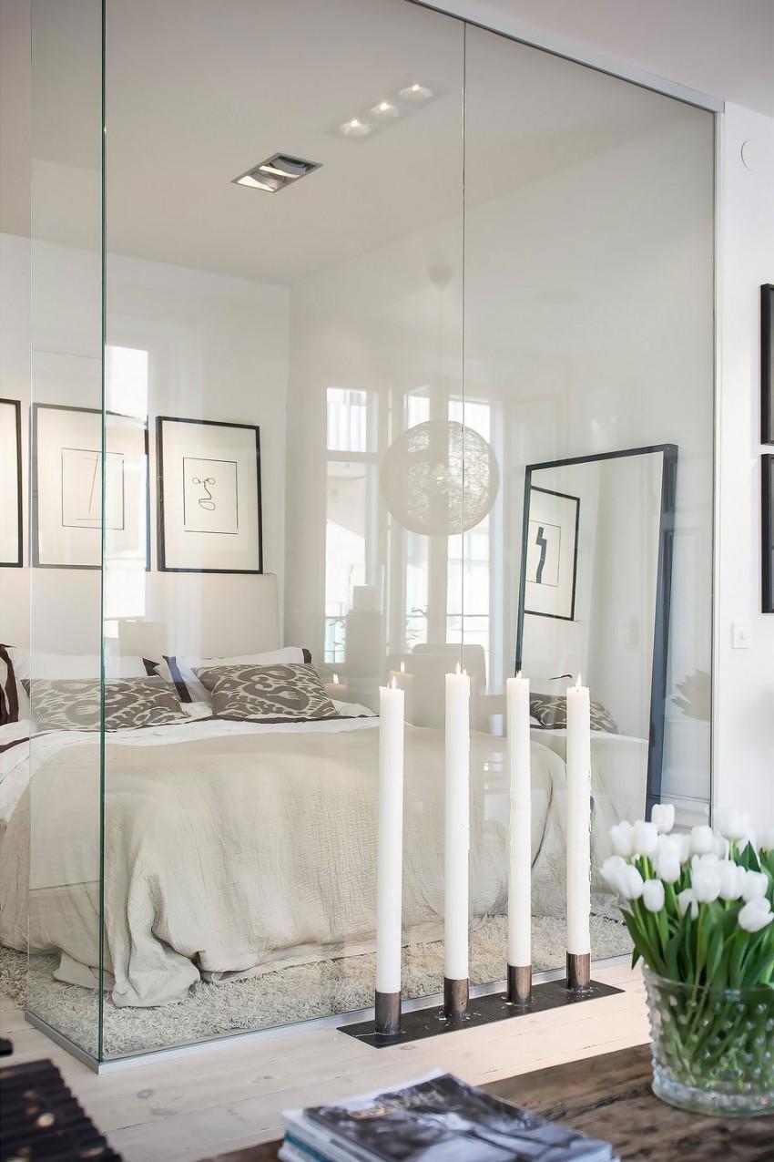 C:UsersadminDesktopSmall-Flat-in-Stockholm-Bedroom-Transparent-Walls-Large-Floor-mirror.jpg