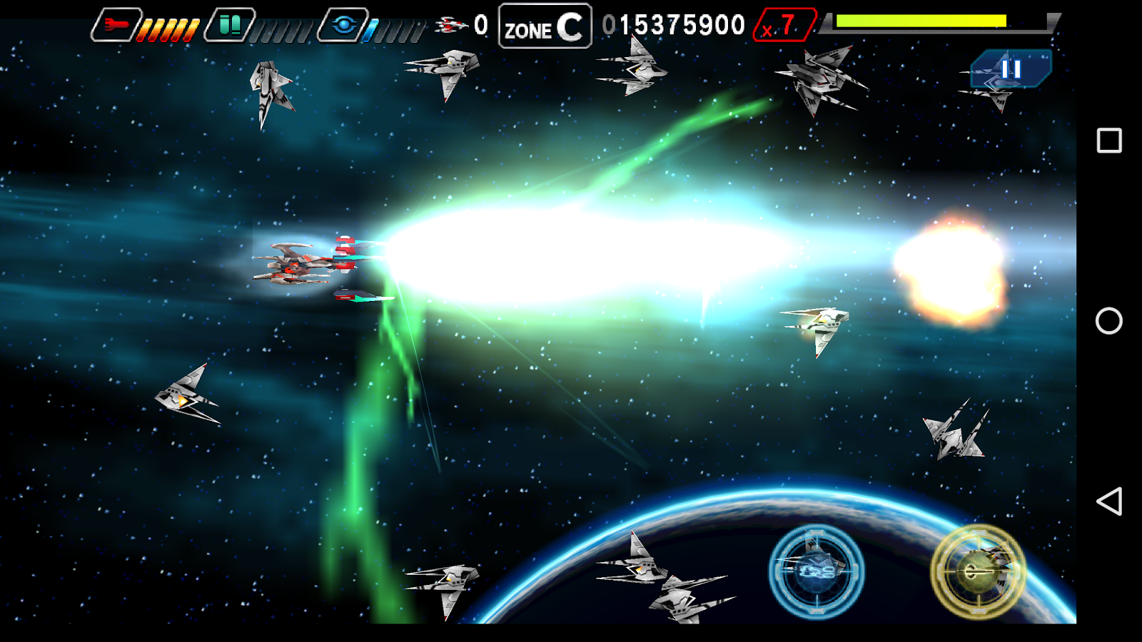 DARIUSBURST -SP-- screenshot