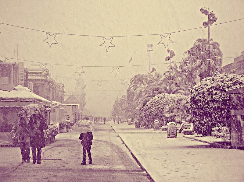 una nevicata memorabile di AGATA