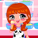Cute Chef Dress Up Game icon