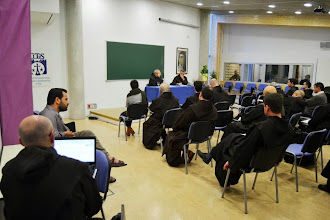 Photo: Encuentro de Formadores O.C.D. de Europa (Ávila, 27 enero - 01 febrero 2014) en el CITeS Universidad de la Mística. Publica: CITeS Universidad de la Mística - Foto IDJMP Todos los Derechos Reservados CITES