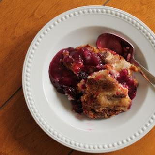 Easy Berry Cobbler Recipe