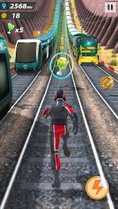 Subway Runner MOD (Unlimited Money) 3
