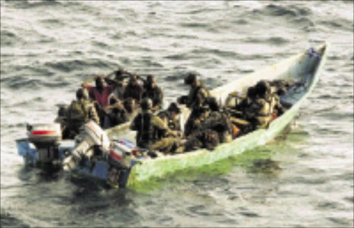 SAFE WATERS: The problem of increased piracy will top the agenda at the 2nd AU Conference in Durban today. Pic. Unknown.