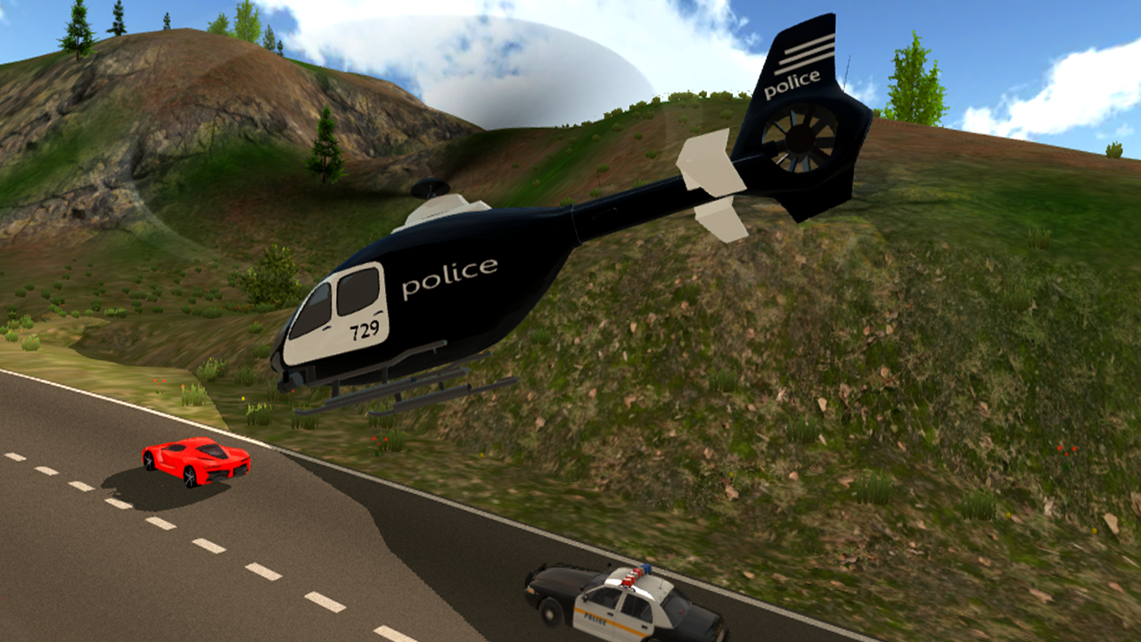 helikoptersimulator spel