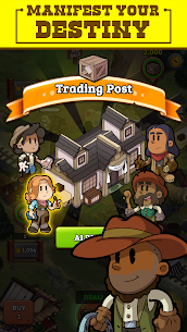 《Idle Frontier: Tap Tap Town》