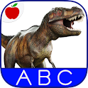 Dino ABCs Alphabet Kids Games icon