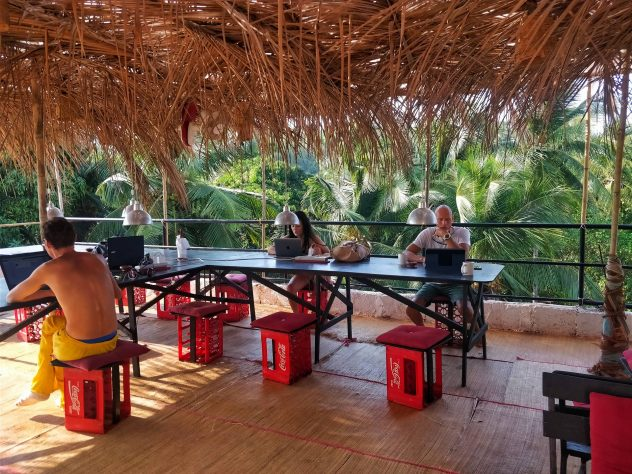 Hotel near Arambol Beach- The Noname Guesthouse - My Experience