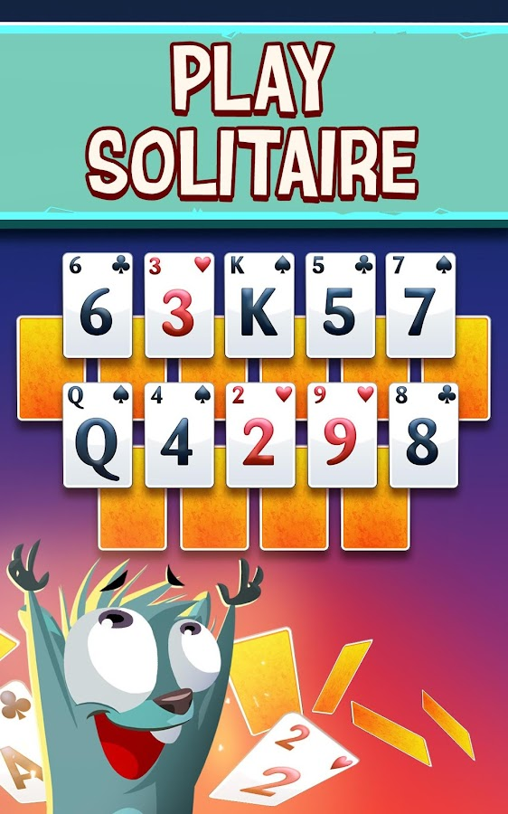 Fairway solitaire blast android apps on google play for Big fish musical script