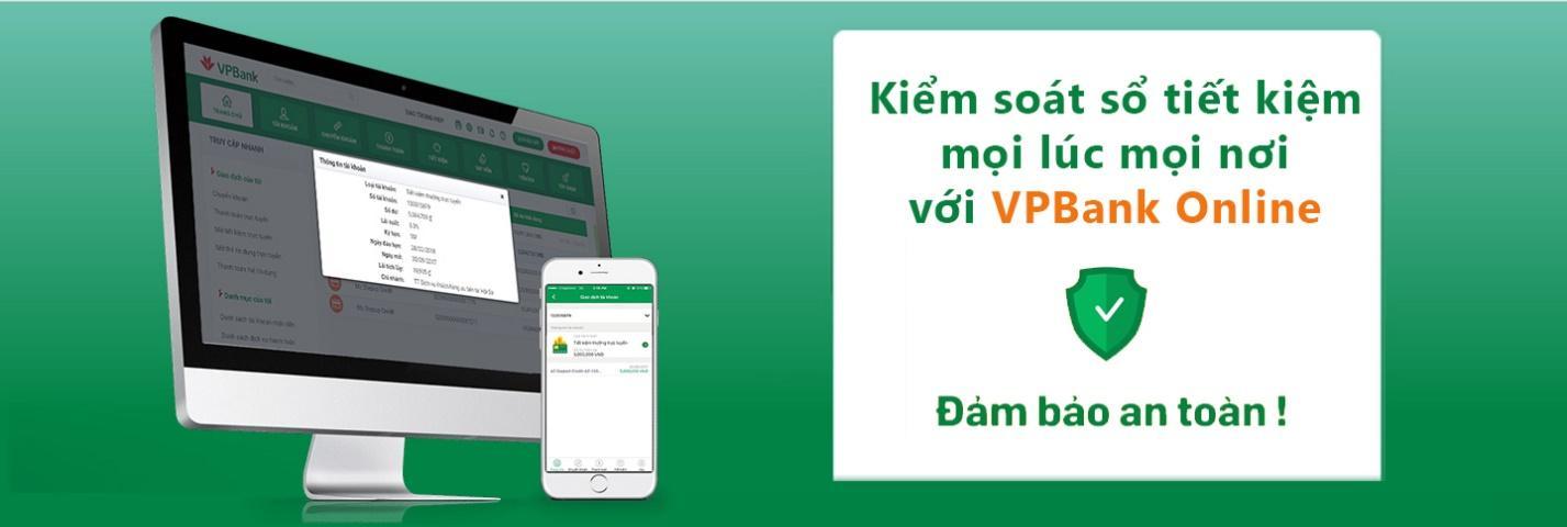 Hướng Dẫn Kiểm Tra Tình Trạng Sổ Tiết Kiệm Trên VPBank Online