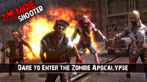 Zombie Shooter 3D  screenshots 1