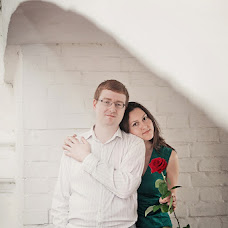 Wedding photographer Olga Klevakina (AuraOVK). Photo of 28.05.2013
