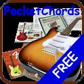 Pocket guitar chords & tabs icon