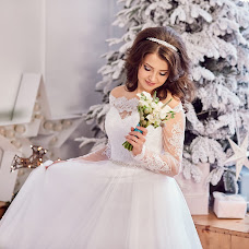 Wedding photographer Olga Kontuzorova (olgakontu). Photo of 01.02.2018