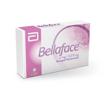 Bellaface 2/0.03mg Tab